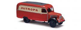 BUSCH 51805 Robur Garant K 30 Mitropa | Auto-Modell 1:87 online kaufen