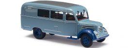 BUSCH 51851 Robur Garant K 30 Kombi hellblau | Modellauto 1:87 online kaufen