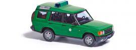 BUSCH 51912 Land Rover Discovery Serie II Bundespolizei Blaulichtmodell 1:87 online kaufen