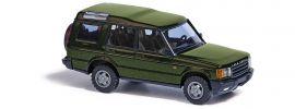 BUSCH 51931 Land Rover Discovery Serie II  grünmetallic Automodell 1:87 online kaufen