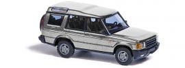 BUSCH 51932 Land Rover Discovery Serie II silbermetallic Automodell 1:87 online kaufen