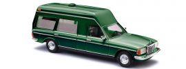 BUSCH 52202 Mercedes-Benz VF123 Miesenaufbau grün Automodell 1:87 online kaufen