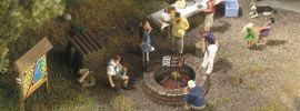 BUSCH 5407 Lagerfeuer und Grill | Fertigmodell Spur H0 online kaufen