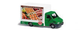 BUSCH 5428 Iveco Daily Verkaufswagen Regionale Frische mit Innenbeleuchtung Automodell 1:87 online kaufen