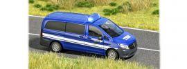 BUSCH 5591 Mercedes-Benz Vito Bus THW mit Blinkschaltung Blaulichtmodell 1:87 online kaufen