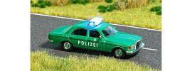 BUSCH 5593 Mercedes W 123 Polizei mit LED Blaulichtbalken | Blaulichtmodell 1:87 online kaufen