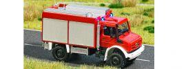 BUSCH 5599 Mercedes-Benz Unimog U5023 mit Blinkschaltung Feuerwehr Fertigmodell 1:87 online kaufen