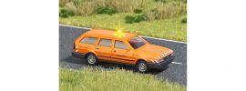 BUSCH 5610 VW Passat Variant Strassenmeisterei mit Blinklicht Automodell 1:87 online kaufen