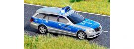 BUSCH 5626 Mercedes-Benz E-Klasse T-Modell Polizei Blaulichtmodell 1:87 online kaufen