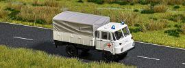 BUSCH 5627 Robur LO 2002A DRK mit Blinklicht Blaulichtmodell 1:87 online kaufen