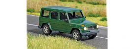 BUSCH 5662 Mercedes-Benz G-Klasse mit Beleuchtung Automodell 1:87 online kaufen