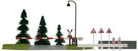 BUSCH 6040 Bahnübergang ohne Funktion Bausatz Spur H0 online kaufen