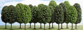 BUSCH 6585 Laubbäume | 1 Packung mit 15 Stück | Spur N und Z online kaufen
