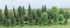 BUSCH 6489 Mischwald-Bäume | 30 Stück | Spur H0 online kaufen