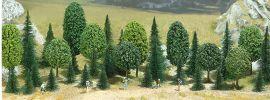 BUSCH 6590 Mischwald Baum-Packung | 35 Stück Spur N + Z online kaufen