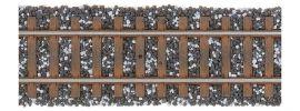 BUSCH 7124 Schotter schwarz-grau   230 Gramm   Spur H0 + N online kaufen