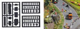 BUSCH 7198 Strassenflicken selbstklebend Zubehör Strassenbau 1:87 online kaufen