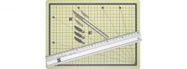 BUSCH 7202 Schneide-Set mit Schneidematte | Zubehörset Modellbau online kaufen