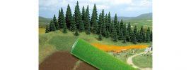 BUSCH 7270 Gelände-Teppich dunkelgrün H0 | N | Z online kaufen