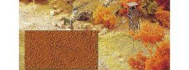 BUSCH Microflocken orangebraun | 500 ml Beutel | Anlagenbau für alle Spurweiten online kaufen