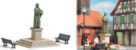 BUSCH 7730 MiniWelt Lutherdenkmal Fertigmodell Spur H0 online kaufen