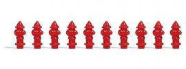 BUSCH 7766 MiniSet US Hydranten 10 Stück Fertigmodell 1:87 online kaufen