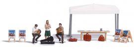 BUSCH 7846 Action-Set Strassenmusikanten Bausatz 1:87 online kaufen