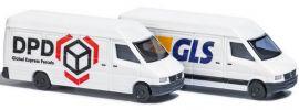 BUSCH 8308 MB Sprinter Paketdienste | Automodelle 1:160 online kaufen