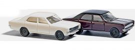 BUSCH 8332 2 Opel Rekord Farben beige und weinrot Automodell 1:160 online kaufen