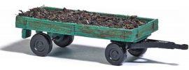 BUSCH 8364 Mistanhänger | Landwirtschaftsmodell 1:160 online kaufen