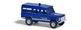 BUSCH 8373 Land Rover Defender THW Blaulichtmodell Spur N online kaufen