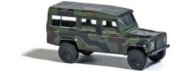 BUSCH 8377 Land Rover Defender Militär | Modellauto 1:160 online kaufen
