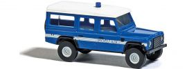BUSCH 8378 Land Rover Defender Gendamerie | Modellauto 1:160 online kaufen