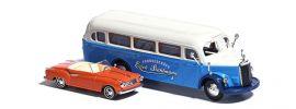 BUSCH 89002 Nostalgie-Set 2 Stück Oldtimer-Modelle 1:87 online kaufen