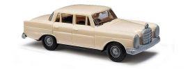 BUSCH 89101 Mercedes-Benz 220 beige Automodell 1:87 online kaufen