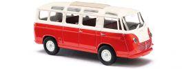 BUSCH 94150 Goliath Express Luxusbus rot/creme | Modellauto 1:87 online kaufen