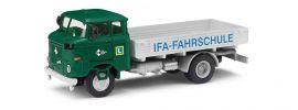 BUSCH 95154 IFA W50 L Fp IFA Fahrschule LKW-Modell 1:87 online kaufen
