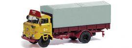 BUSCH 95162 IFA W50 L Sp Kombinat Messe Leipzig | LKW-Modell 1:87 online kaufen