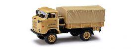 BUSCH 95215 IFA W50 LA/A  Ägypten Militärmodell 1:87 online kaufen