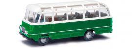 BUSCH 95718 Robur LO2500 grün weiss Busmodell 1:87 online kaufen
