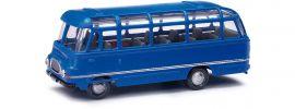 BUSCH 95719 Robur LO2500 blau Busmodell 1:87 online kaufen