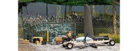 BUSCH 9632 Mini-Welt Feldwerkstatt Fertigmodell Spur H0 online kaufen