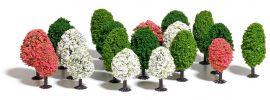 BUSCH 9763 Frühlingsbäume 19 Stück für Spurweite N und Z online kaufen