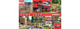 BUSCH 999906 Neuheitenprospekt 2020 | Gratis online kaufen