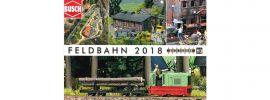 BUSCH 999917 Feldbahn Prospekt 2018 | GRATIS online kaufen