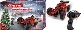 Carrera 160135 RC Adventskalender | mit 2,4 GHz RC Fahrzeug | 1:18 online kaufen