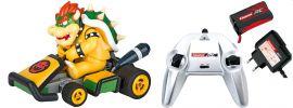 Carrera 162064  Mario Kart 7, Bowser RC-Kart | RTR | 2,4 GHz | 1:16 online kaufen