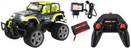 Carrera 162104 Jeep Wrangler Rubicon RC-Auto | mit Seilwinde | RTR | 2,4GHz | 1:16 online kaufen