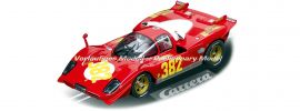 Carrera 23899 Digital 124 Ferrari 512S Berlinetta | No.382, Trieste-Opicina 70 | Slot Car 1:24 online kaufen