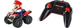 Carrera 200996 Mario Kart  - Mario Quad RC-Fahrzeug | 2.4 GHz | RTR | 1:20 online kaufen
